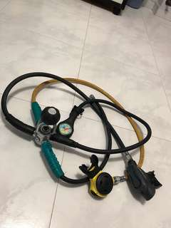 Dacor Viper diving regulator