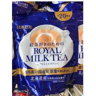 日本帶回❤️超好喝日東皇家奶茶20杯280g