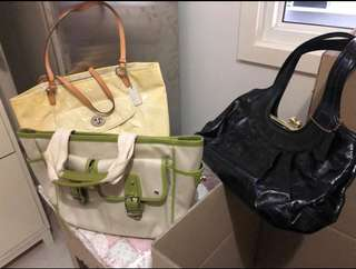 Authentic ladies Coach bags