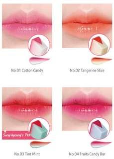 NEW Two-Tone Tint Lip Bar