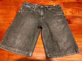 Bossini Adjustable Maong Shorts for Kids (XL)