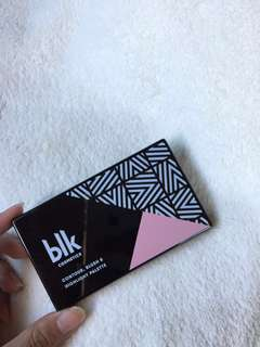 Blk Contour, Blush, and Highlight Palette