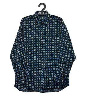 第二件 8 折🎉特殊格紋襯衫