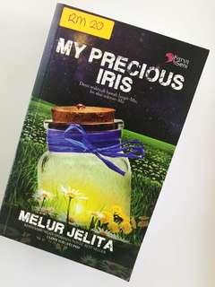 My Precious Iris (Mypi) by Melur Jelita