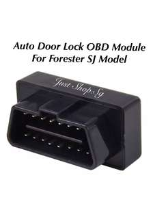 Pre-Order: Auto Door Lock For Subaru SJ (Facelift)