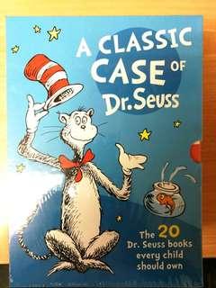 Dr seuss box set