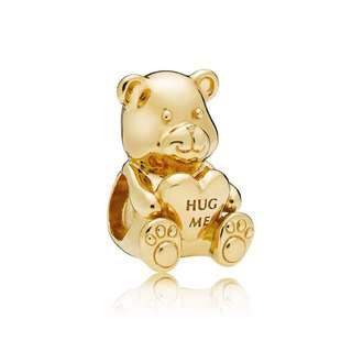 Theodore Bear Charm