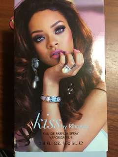 Kiss by Rihanna Perfume