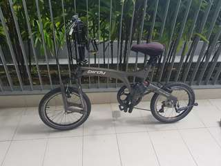 Birdy Foldable Bicycle for Sale