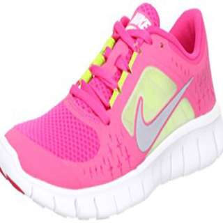 Nike Free Run 3 GS Spark Pink Volt