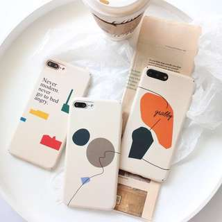 [PO] Abstract Art Iphone Case V2