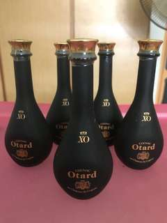 Otard Cognac XO black miniature 30ml