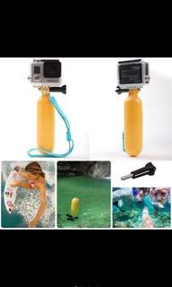 go pro floating hand grip