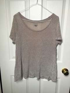 Comfy Knit Tee!