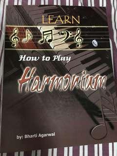 Learn how to Play Harmonium