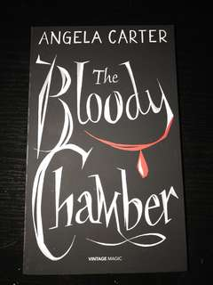 The Bloody Chamber Angela Carter