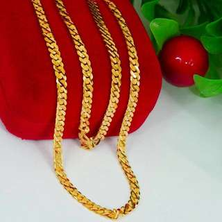 Solid Necklace Lipan Pasir