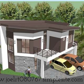 Affordable DUPLEX House and Lot in North Olympus Subdivision QC