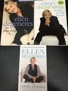 Ellen DeGeneres Books