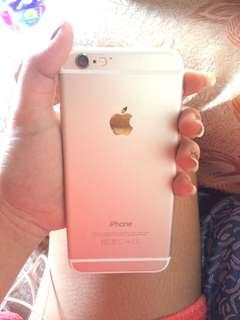 RUSH! iPhone 6 64GB (Gold)
