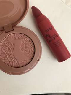 Tarte lip and blush bundle