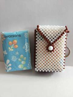 Handmade Tissues Pouch