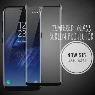 S9/S9 PLUS CASE FRIENDLY TEMPERED GLASS SCREEN PROTECTOR