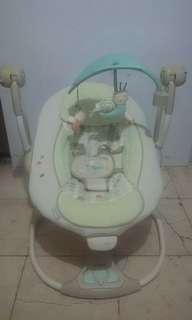 Baby Swing Bright Starts Ingenuity