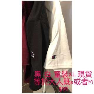 Champion youth tee 短袖 T恤