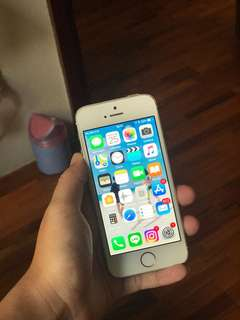 SECOND IPHONE 5S