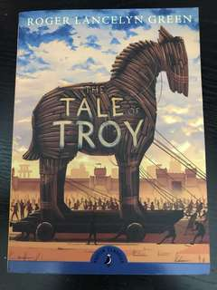 Tale of Troy Roger Lancelyn Green