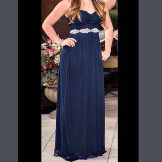 Beautiful Prom / Bridesmaid Dress Size Small