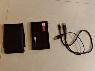 🚚 2.5吋外接式硬碟500G- 富士通(Fujitsu)