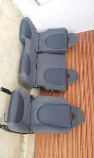 Seat Jazz GD standard