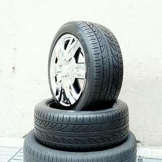 Used 205/50 R16(Sold) Bridgestone (2pcs) 🙋♂️