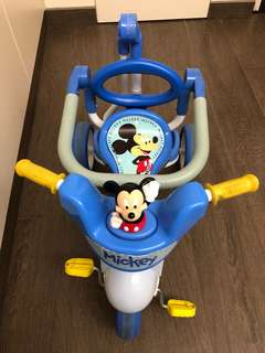 Mickey Toddlers bicycle
