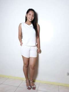 TOP & DOLPHIN SHORTS TERNO