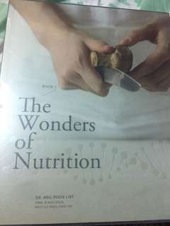 The Wonders of Nutrition &Roadmap to Recovery