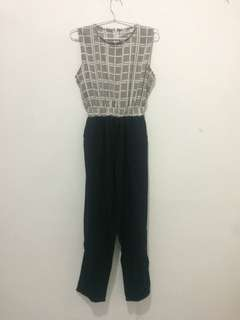 Overall Grey all size