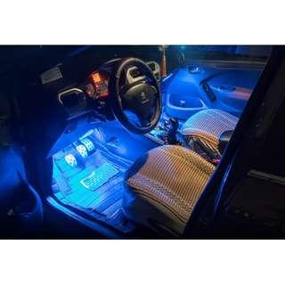 CAR LED LIGHTS CAR ATMOSPHERIC LIGHTS