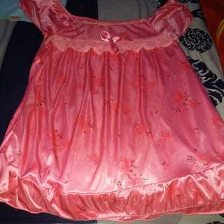 Baju Tidur Pink
