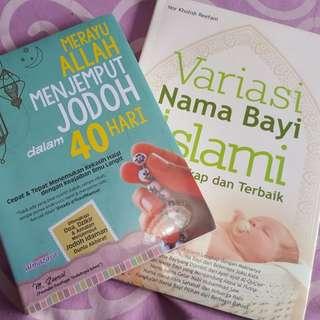 Buku Islami :Jodoh & Nama Bayi