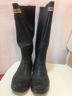 Hunter 水鞋 rain boots