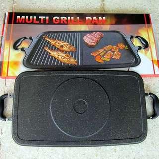 Multi Grill Pan alat panggang sehat