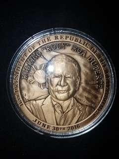 Pres. Duterte Medal