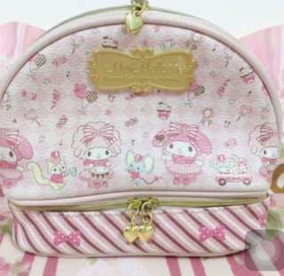 My Melody Pouch / cosmetic pouch / 2 layers Pouch