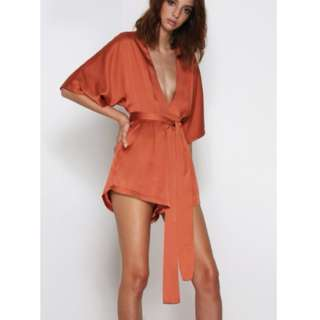 Premonition Prestige Playsuit - Size 10