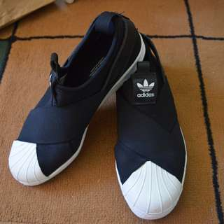 Original Adidas Superstar Slip On