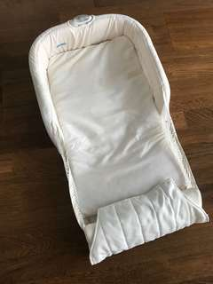 First Years Close and Secure portable baby sleeper