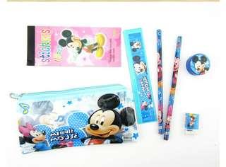Stationery Set - mickey mouse